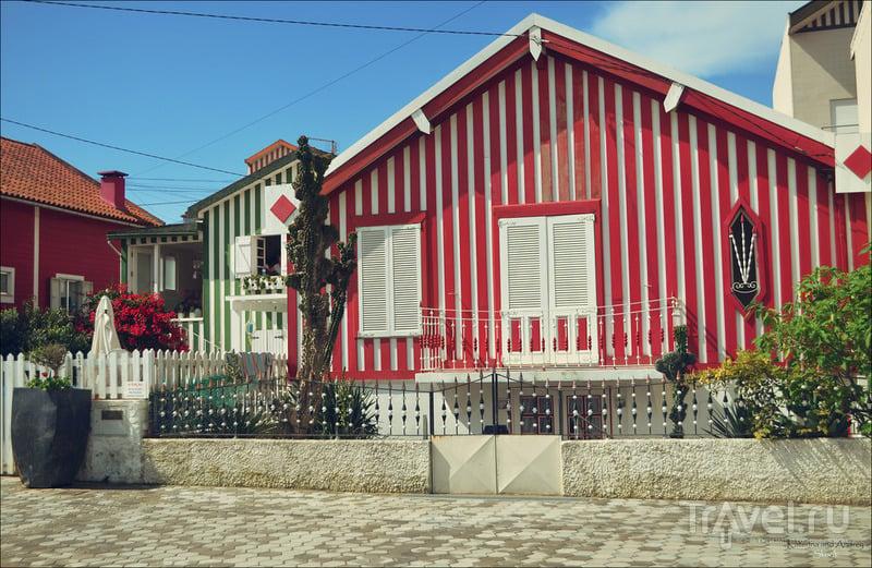 Aveiro and Costa Nova, Portugal. September 2014 / Фото из Португалии