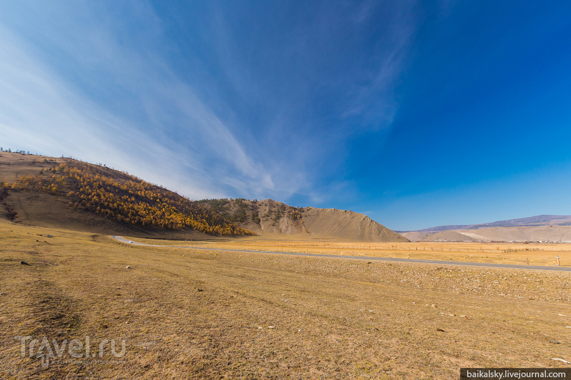 Тажеранская степь / Фото из России