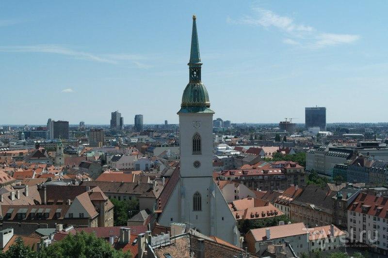 Братиславский град / Словакия