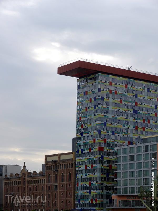 """Дюссельдорф - прогулка по """"архитектурному зоопарку"""" / Германия"""