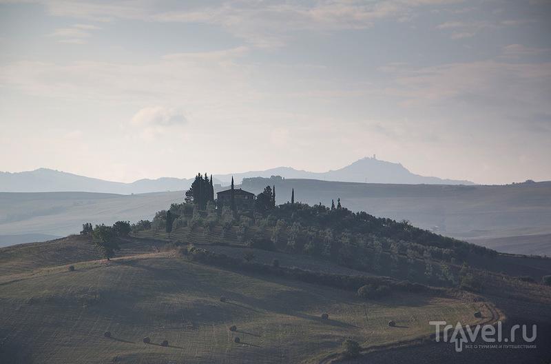 Валь-д'Орча, Тоскана, Италия / Фото из Италии