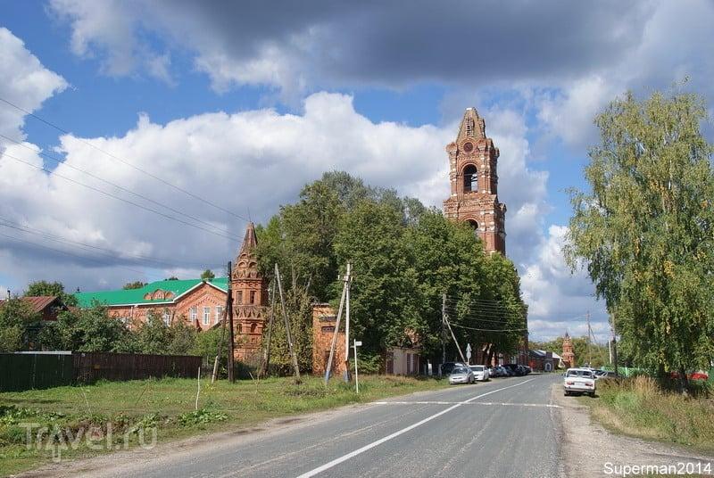 Колычёво - монастырь и заброшенная психушка / Россия