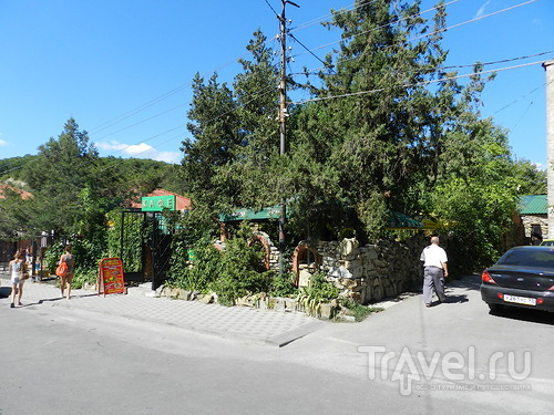 Село Абрау-Дюрсо / Россия