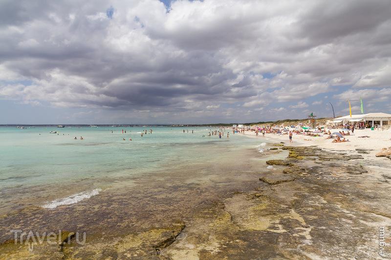 Майорка. Пляж Es Trenc и городок Вальдемоса / Фото из Испании