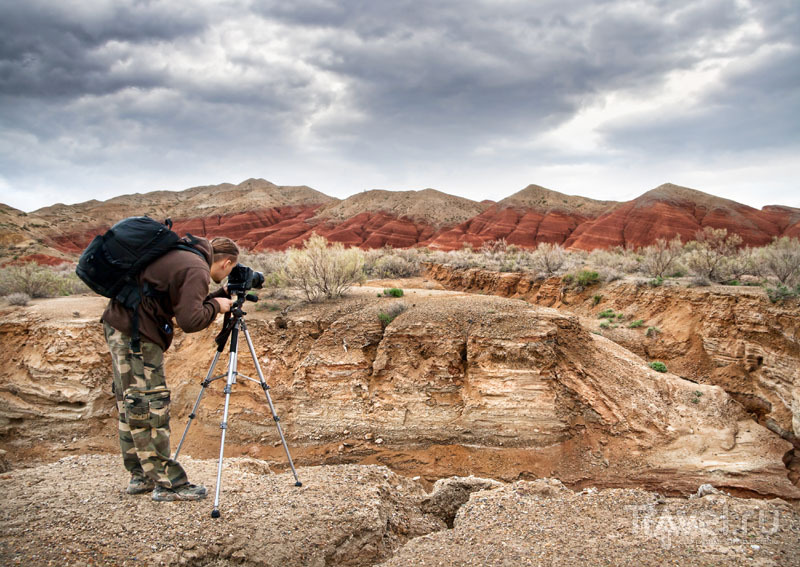 Актау привлекает фотографов / Казахстан