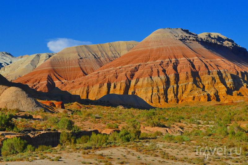 Территория национального парка Алтын-Эмель / Казахстан