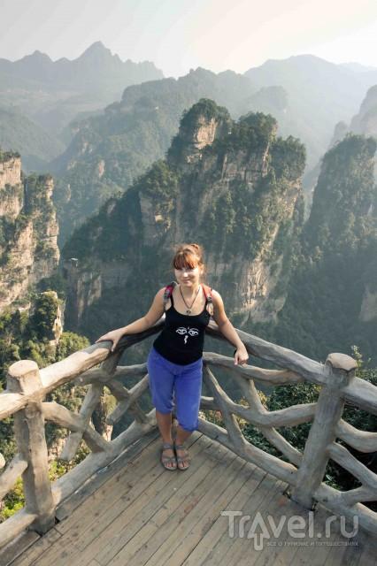 "Китайская ""Пандора"". Национальный парк Чжанцзяцзе, горы Улинъюань / Китай"