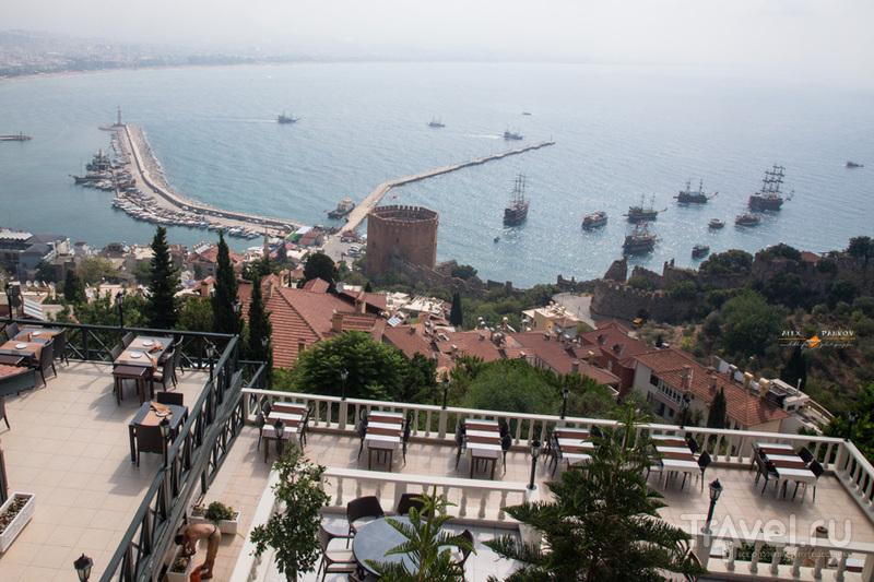 Турция. Крепость Акдениз / Турция