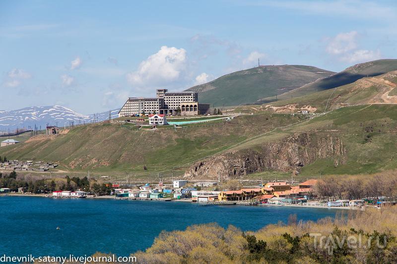 Озеро Севан, Армения / Фото из Армении