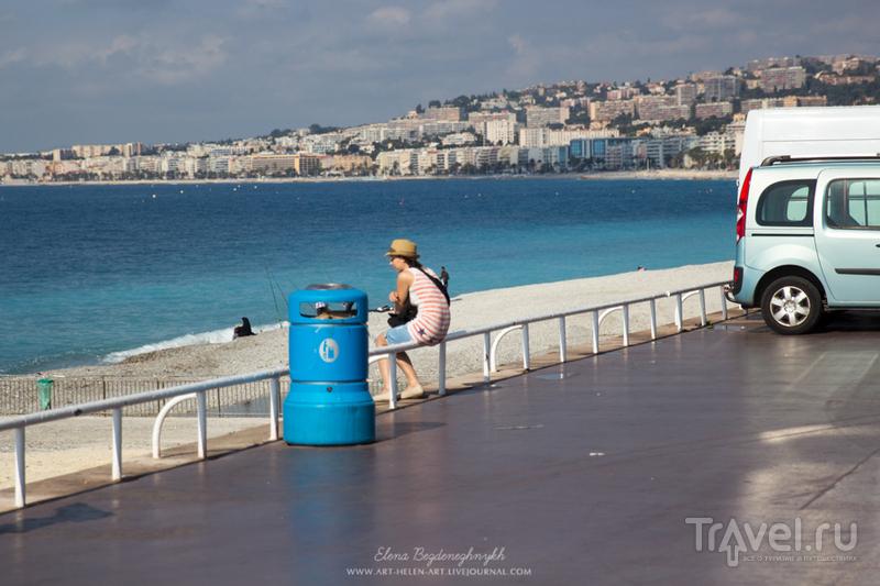 Проснуться в Ницце / Фото из Франции