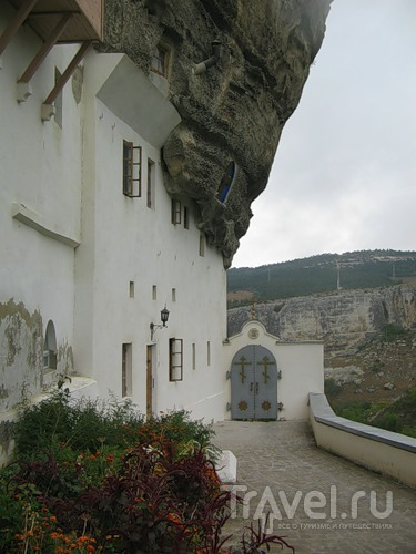 Бахчисарайский Успенский мужской монастырь / Россия
