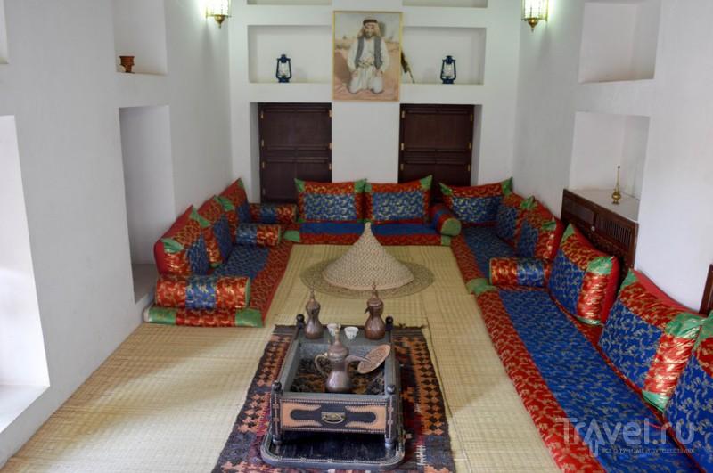 Старый дворец Шейха Зайда или где начинались ОАЭ / ОАЭ
