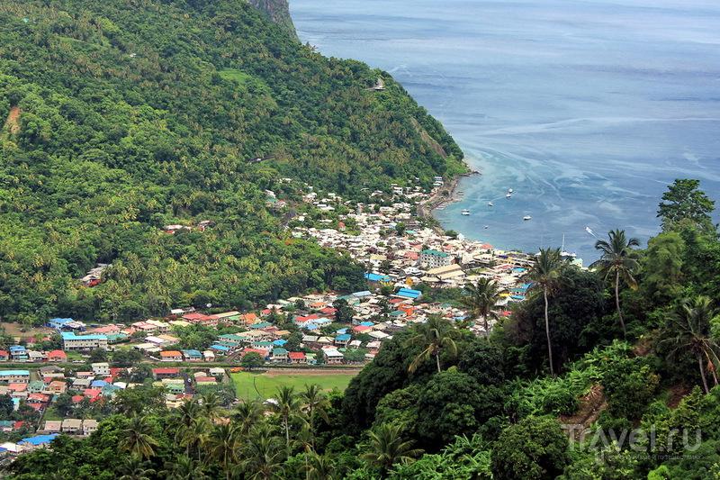 Остров Сент-Люсия / Фото с Сент-Люсии