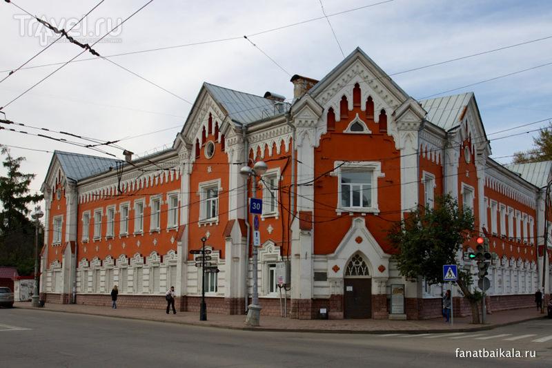Иркутск. Нить Ариадны / Россия
