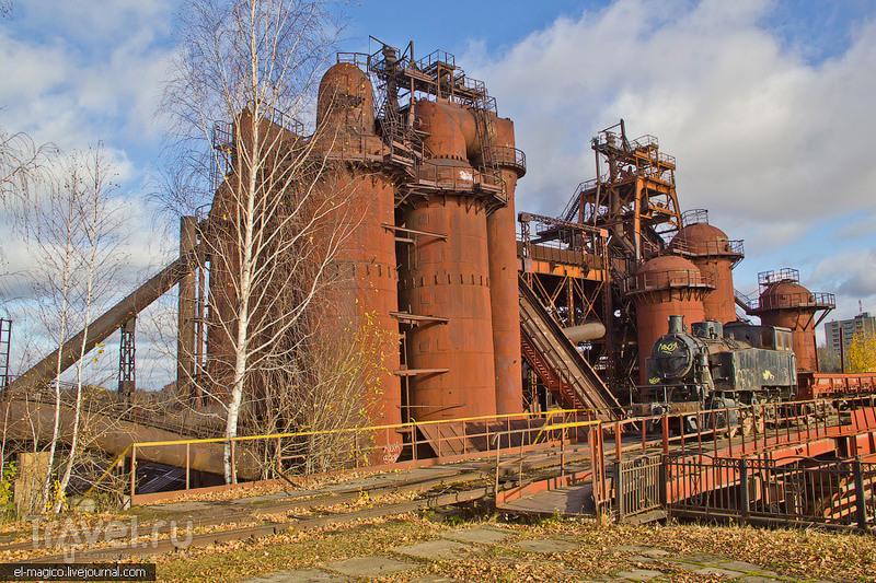 Старый Демидовский завод - единственный в России музей индустриальной культуры под открытым небом / Фото из России
