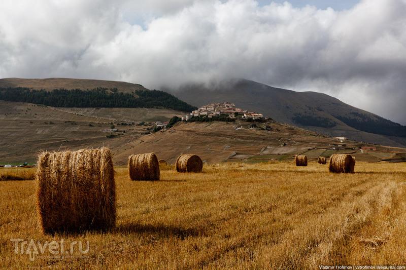 Остров осени ранней в жарком краю / Италия