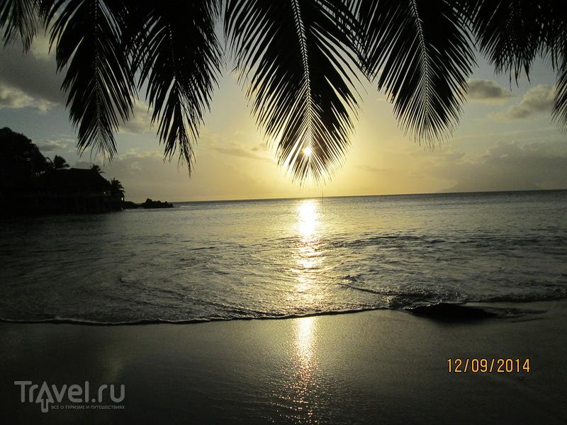 """Сейшелы. Остров Маэ. Отель """"Sunset Beach"""" / Сейшелы"""