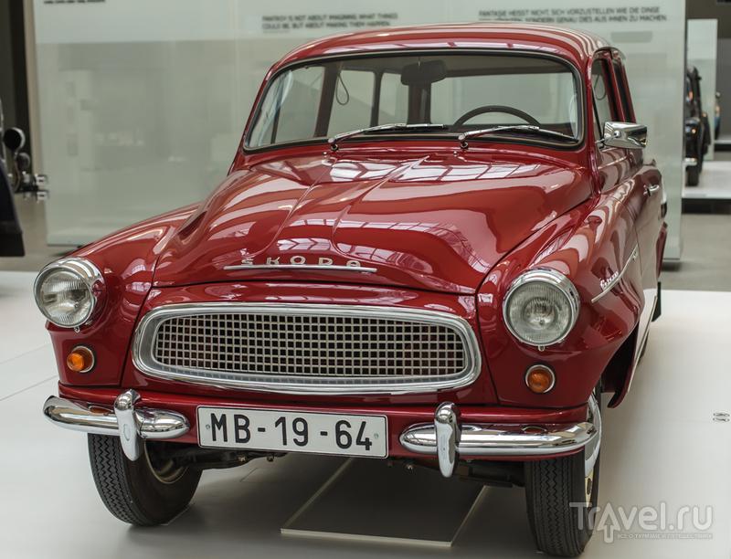 Музей Skoda / Чехия