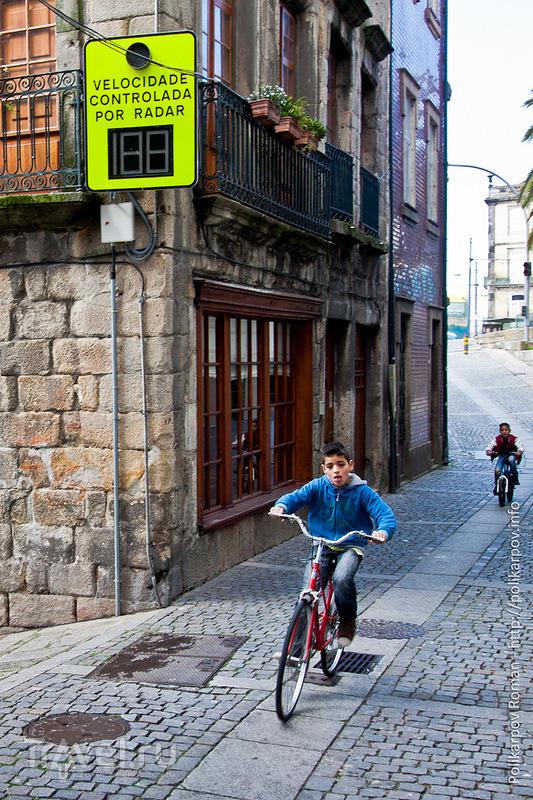 Порту - город мостов, вина и прекрасных видов / Фото из Португалии