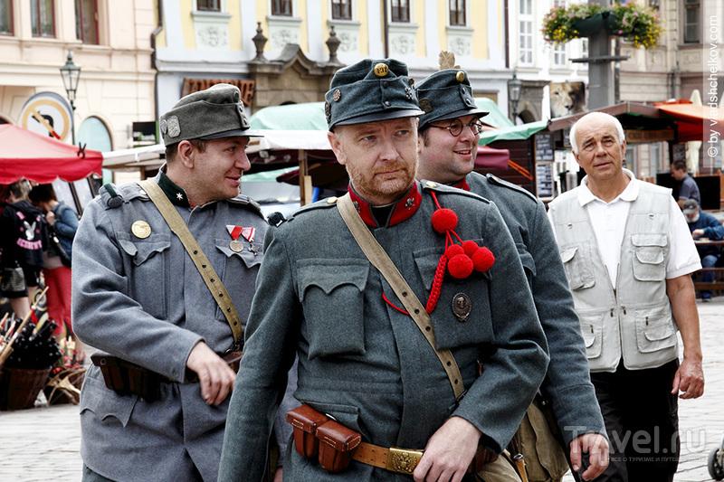 Плзень - Исторические выходные 2014 / Чехия