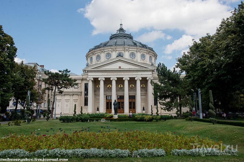 Веселый Бухарест или румыны не цыгане... / Румыния