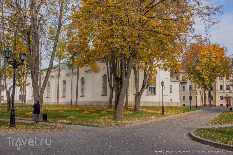 Новгородский детинец: северная часть / Фото из России