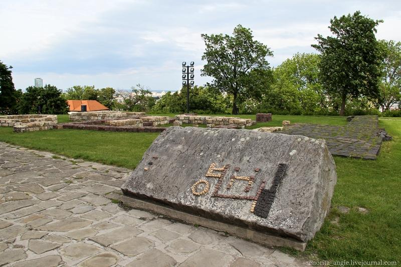 """""""Визитная карточка"""" Братиславы / Словакия"""