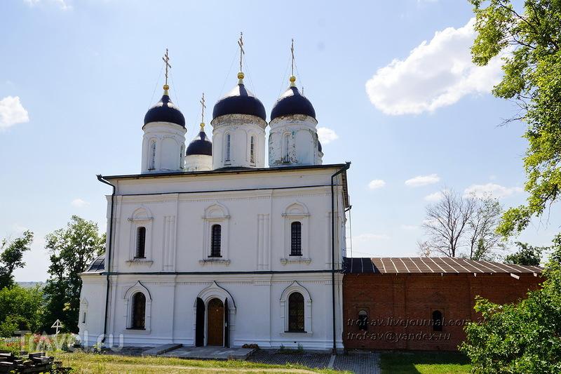 Троицкий Рождества Богородицы Оптин женский монастырь, Болхов / Фото из России