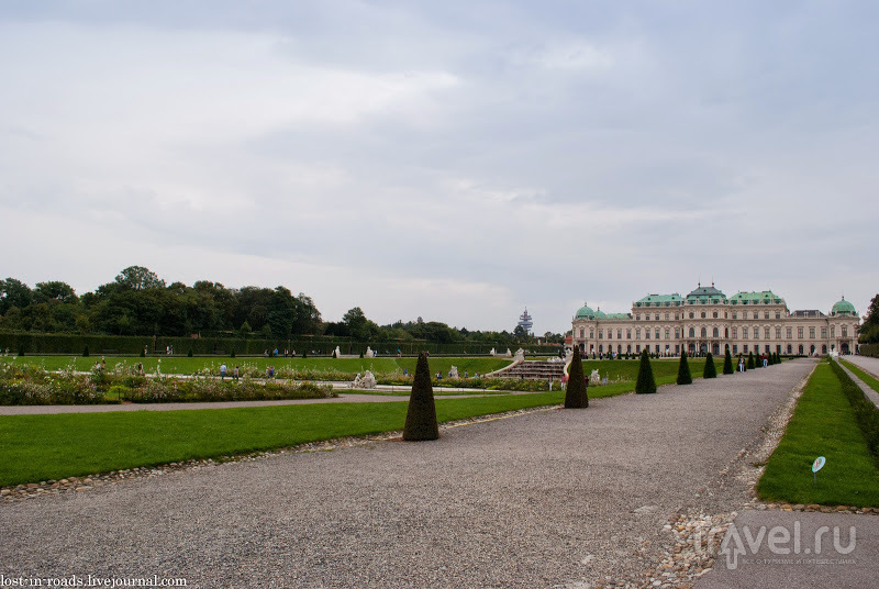 Венский Бельведер / Австрия