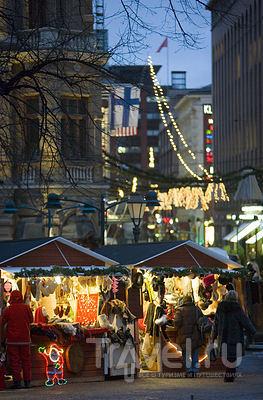 Где и как встречать Рождество и Новый год в Хельсинки