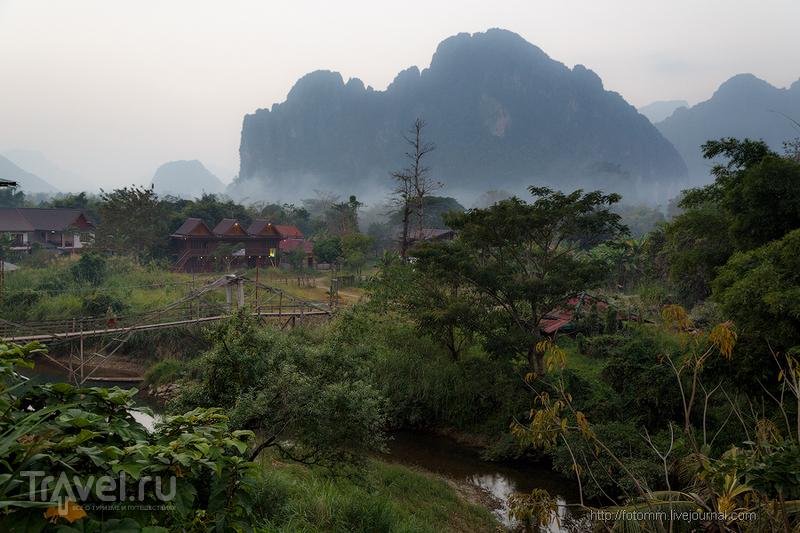 Наркостолица Лаоса, шары и пьянка с русскими и китаянкой / Фото из Лаоса