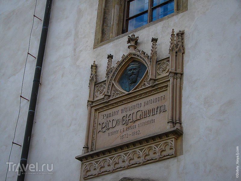 Кутна-Гора: костница и другие достопримечательности / Чехия