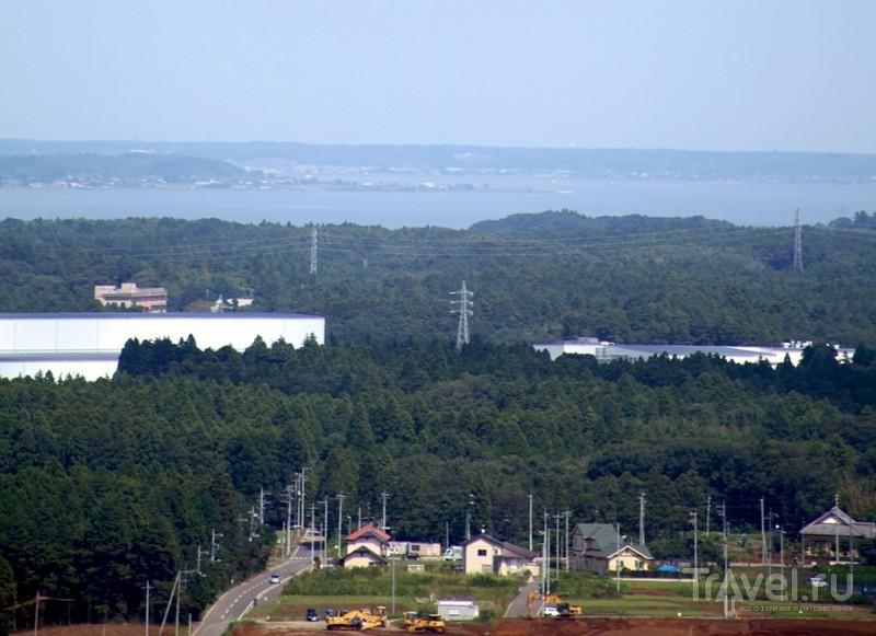 Ushiku Daibutsu Amida Nyorai - самый большой Будда в мире / Япония