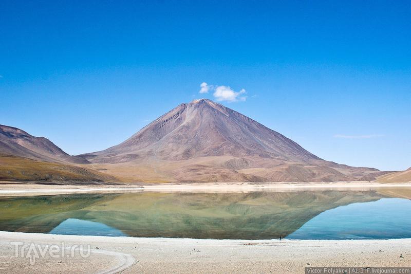 Национальный парк Эдуардо Абароа / Фото из Боливии