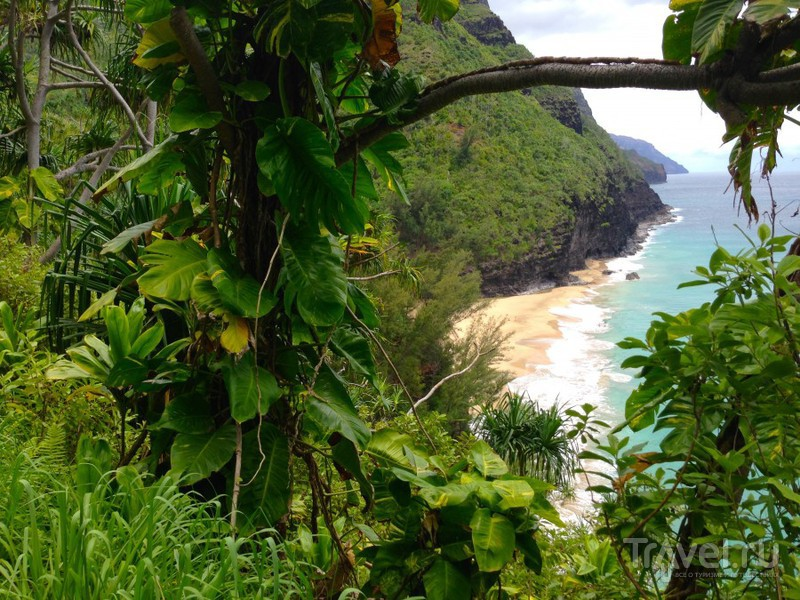 Гавайские тропы. Прекрасно и опасно