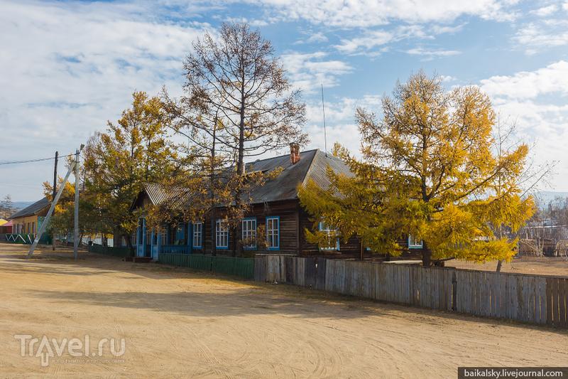 Осенний Ольхон / Фото из России