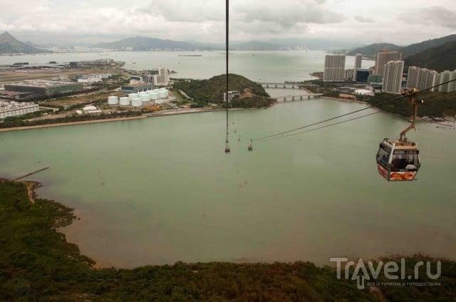 Дикарем по Гонконгу. Остров Лантау / Гонконг - Сянган (КНР)