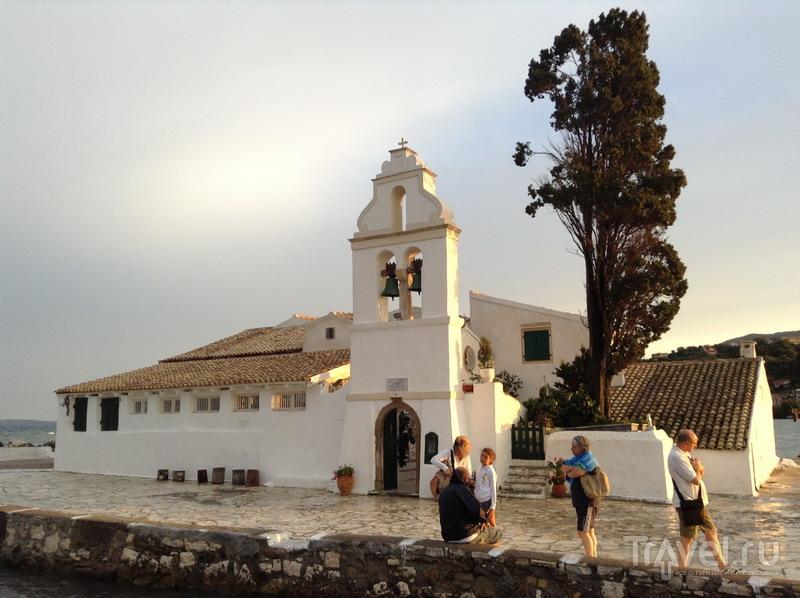 Монастырь Божьей Матери Влахерны / Греция