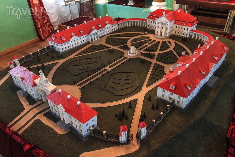 Белорусский Версаль / Белоруссия