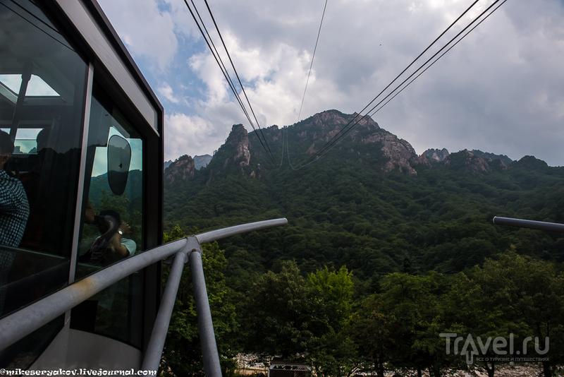 Мои 34 в парке Сораксан / Южная Корея