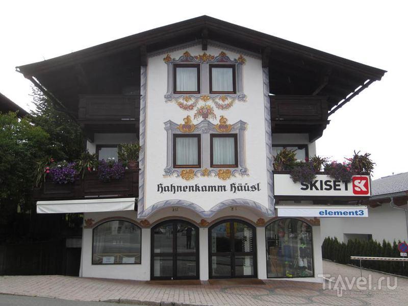 Австрия, Тироль, сентябрь / Австрия