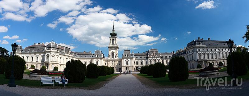 Венгрия. Кестхей, Балатонфюред, Тихань / Венгрия