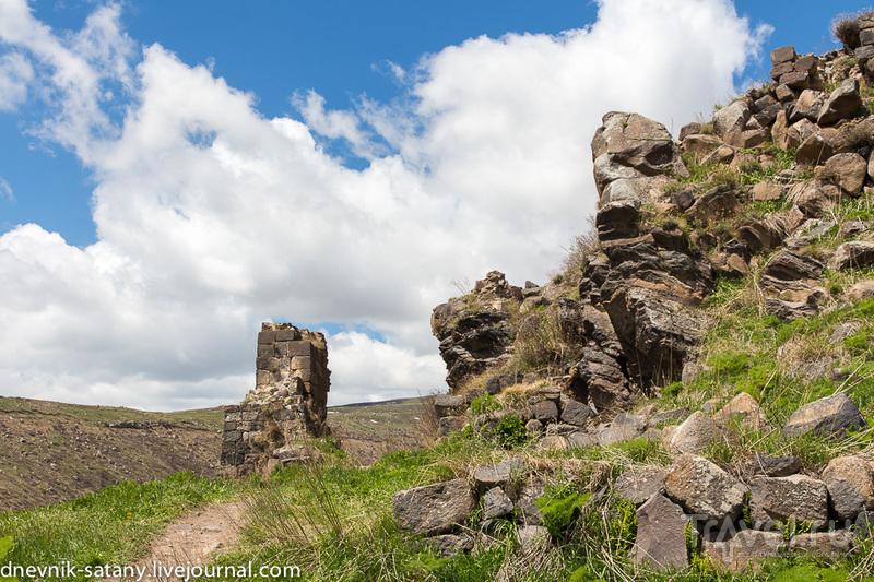 Исторический комплекс Амберд, Армения / Фото из Армении