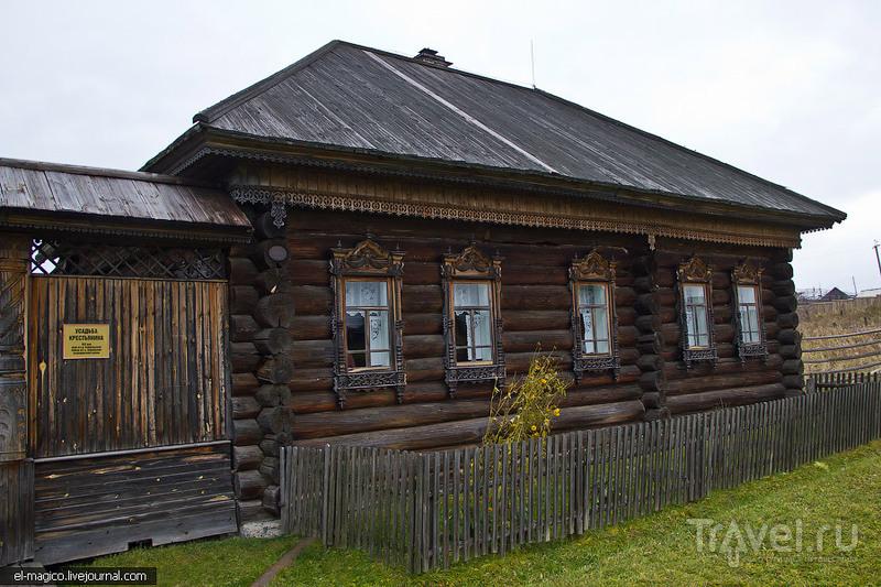 Сибирское барокко, уральское деревянное зодчество и салдинский креатив / Россия