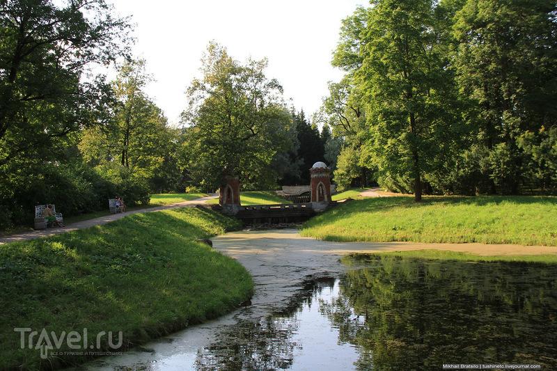 Красоты Екатерининского парка / Россия