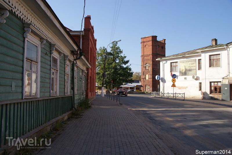 Печоры - город, монастырь и Святая горка / Россия