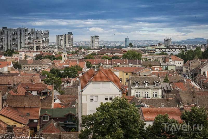 Пройдём по Белграду, по Земуну / Сербия