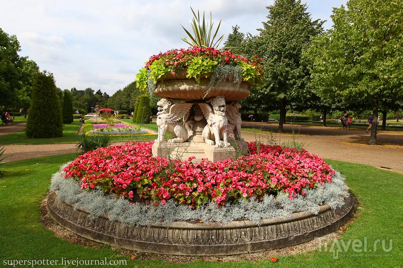 Лондон. Regent's Park / Фото из Великобритании