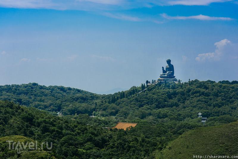 Гонконг. Большой Будда / Фото из Гонконга