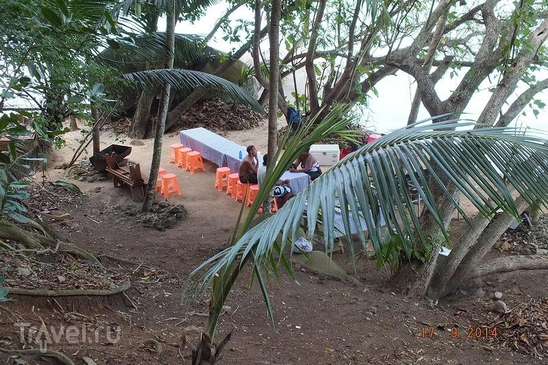 Сейшелы. Морской национальный парк Санта Анна / Сейшелы